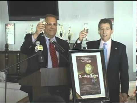 Gurney's Inn receives the AAHP Nations Best Award for Heart Healthy Restaurant, Spa & Hospitality