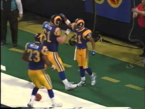 NFL  End zone celebrations featuring Paul palmer