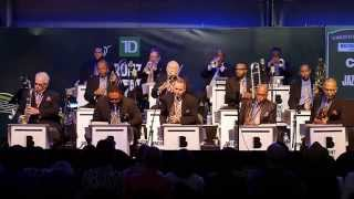 The Count Basie Orchestra TD Jazz Festivals 2015
