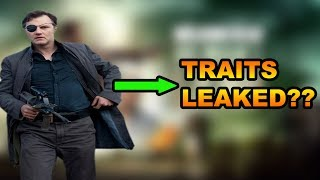 The governor's traits (iron skin, lucky marksman...) Get FREE GOLD/...