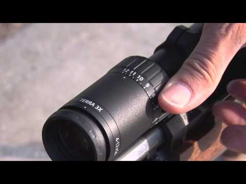 Zeiss Terra 3x50mm Scope Video Review