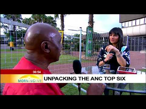 Tokyo Sexwale on ANC 54th National Conference - Top Six