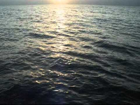 Sailing in the North Pacific over 1000 miles from anywhere