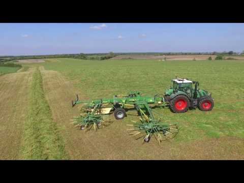 Silage 2017 - O'Brien Bros Agri (HD)