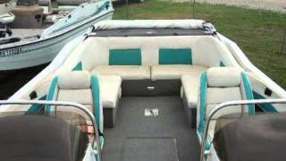 1994 Galaxie Deck Boat  Used Boats - Kingston,OK - 2013-04-23