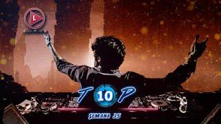 Top Música Electrónica (Semana 35 | 24 al 31 de AGOSTO) #eLeMusic