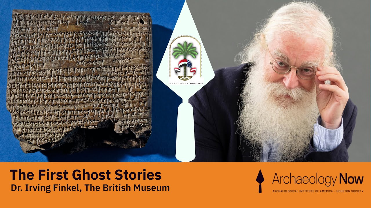 Download The First Ghost Stories   Dr. Irving Finkel - Live Events