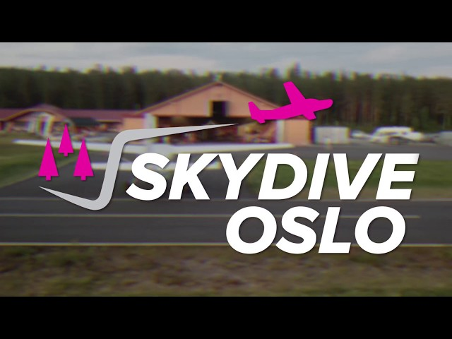 OFSK is Skydive Oslo!