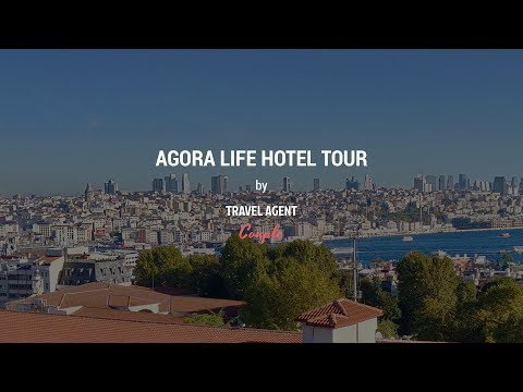 Agora Life Hotel Istanbul With Rooftop Terrace