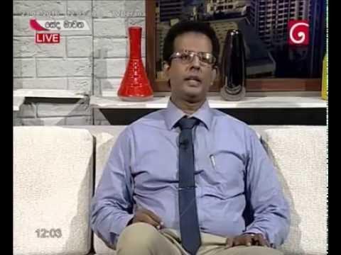 Sri lanka homeopathy tv programme