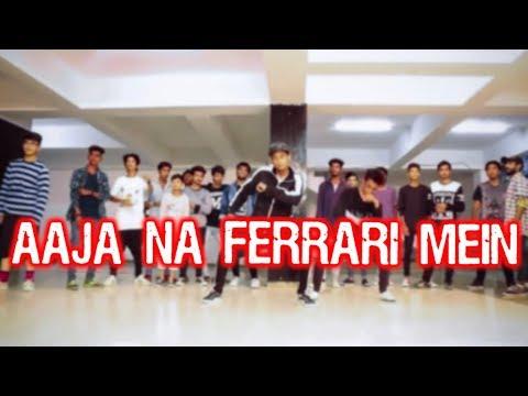 AAJA NA FERRARI MEIN | Armaan Malik | Amaal Mallik |Dance choreography @Ajeesh krishna