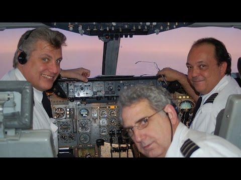 Piloting the DC-10 into Nairobi (2007)