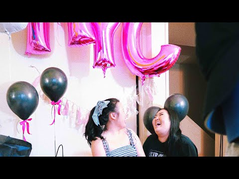 BEST BIRTHDAY SURPRISES EVER! (SHE CRIED)