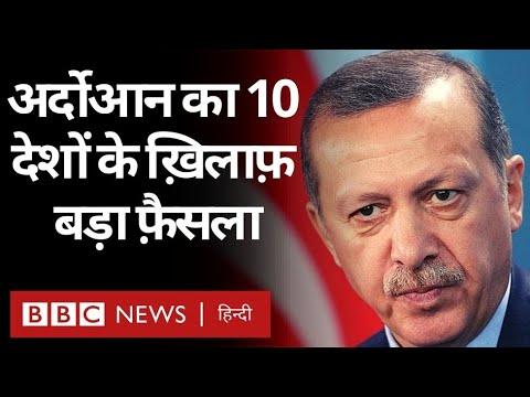 Download Turkey के President Erdogan का USA समेत 10 Countries के ख़िलाफ़ बड़ा फ़ैसला (BBC Hindi)