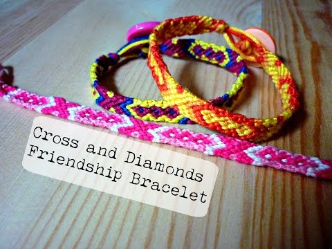 navy pattern diamonds floss wide macrame knotted images pinterest friendship thread handmade best woven on brightvillage blue diamond bracelets green bracelet string embroidery