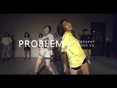 [Beginner Class] Ariana grande - Problem / Choreography .K-LUCY