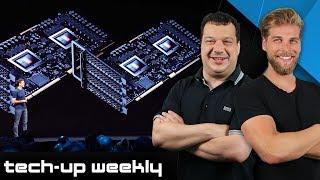 AMD Radeon Vega II Duo mit 2 GPUs | 5 Jahre YouTube-Verbot als Strafe - Tech-up Weekly #157