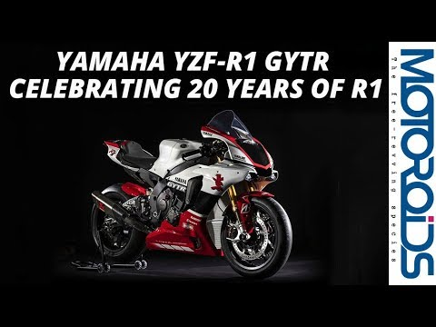 Yamaha Yzf R1 Gytr Celebrates 20 Years Of The R1 Only 20 To Be Made Motoroids