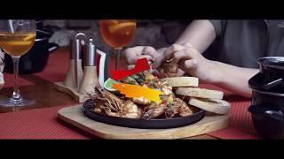 RECEPŠU VIDEO (TEX MEX - LA CASA)