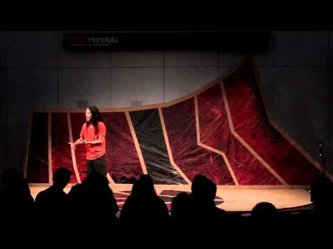TEDxHONOLULU - Kealoha - Science Poetry Life