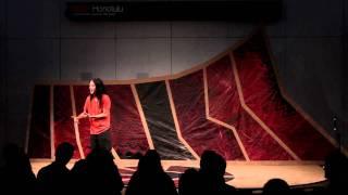 TEDxHONOLULU - Kealoha - Science Poetry Life