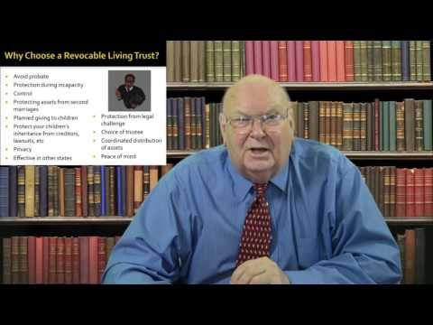 Why Choose a Revocable Living Trust (11 of 12)