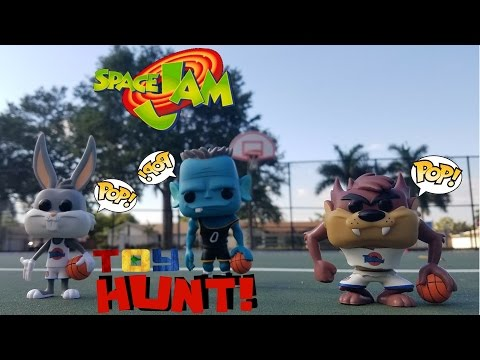 Toy Hunting for Space Jam Funko Pops & Wonder Woman Funko Pops!
