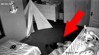 Terekam Jelas!! Pria ini Sengaja Pasang Kamera CCTV Di Kamar, Tiba² Terjadi Hal Menyeramkan