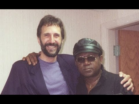Mighty Sam McClain with Peter Giftos, Palace Theatre, April 21, 1996