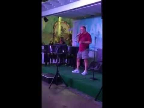 Dick Olin - Karaoke Minnesota State Fair 2016