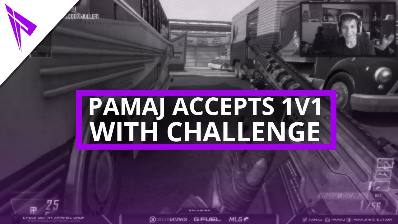Pamaj Accepts 1v1 #2