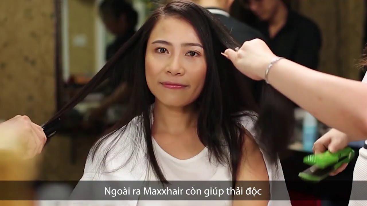 Maxxhair cam kết hoàn lại 100% tiền nếu không mọc tóc sau 3 tháng sử dụng