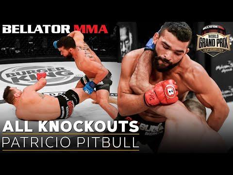 ALL Pitbull Bellator Knockouts   Bellator MMA
