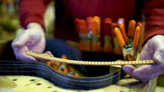 Made in Virginia - Episode #3 - Huss and Dalton Guitar Company