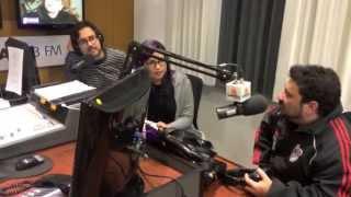 AMAR AZUL - Radio Candela 95.3 FM - 2014