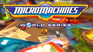 Micro Machines World Series - Battle Mode Mayhem Trailer