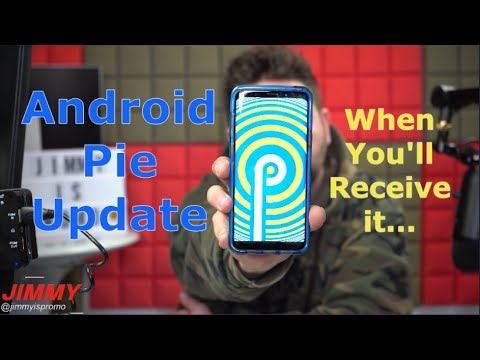 Android Pie - When Your SAMSUNG Will Receive It (Android 9.0)