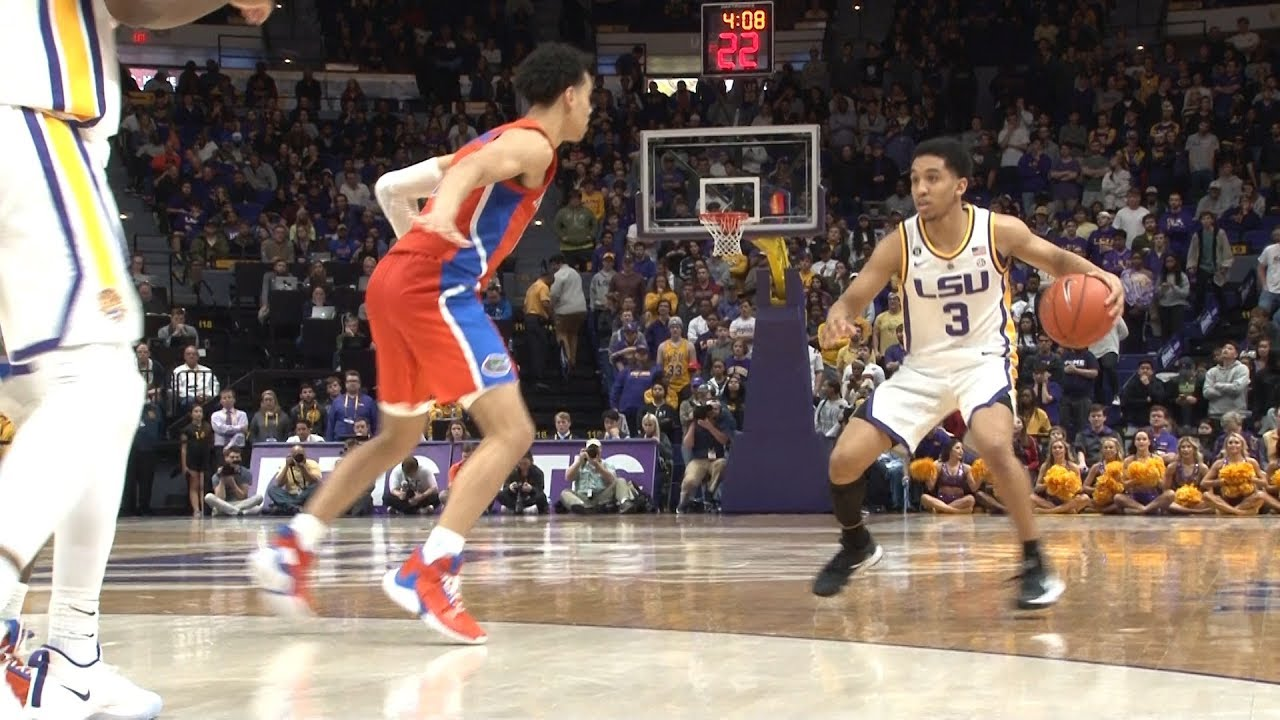 LSU basketball wins in overtime at Florida