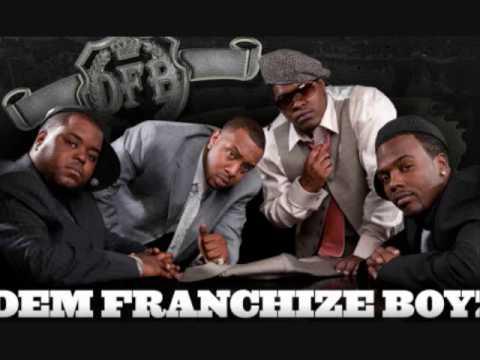 Oh I Think They Like Me- Dem Franchise Boyz
