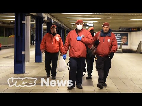 Meet the Guardian Angels Keeping New York City's Homeless Safe from Coronavirus