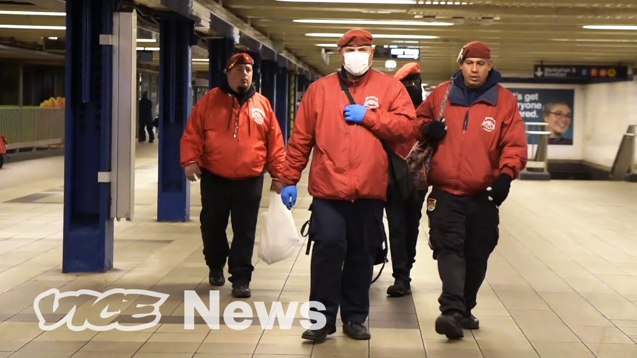 Meet the Guardian Angel's Keeping New York City's Homeless Safe from Coronavirus