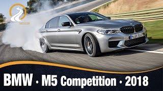 BMW M5 Competition 2018 | Prueba / Review en Español
