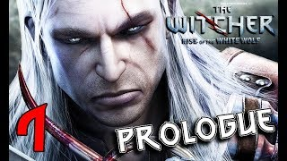 THE WITCHER. Part 1: Prologue. Attack on Kaer Morhen (movie-walkthrough, graphic mods)