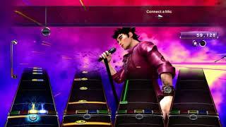 Soda Stereo - Tratame Suavemente [Rock Band 3 Custom]