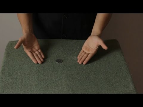 تعلم العاب الخفة # 463  تغير مكان القطعة  .... coin magic trick revealed