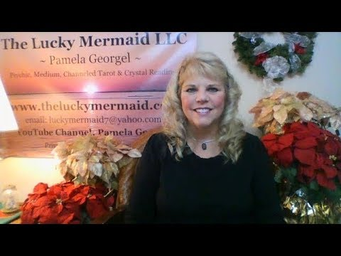 Full Moon in Cancer January 1st & 2nd, 2018 Psychic Crystal Reading By Pam Georgel