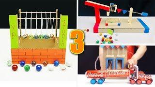 3 Amazing Cardboard Games