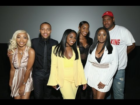 Growing Up Hip Hop Atlanta Premiere in NYC
