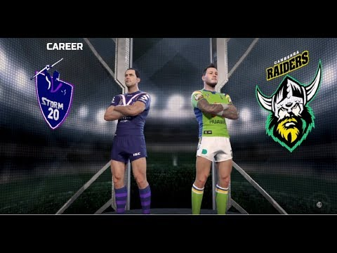 MELBOURNE STORM CAREER S2 - SEMI FINALS! - RUGBY LEAGUE LIVE 4
