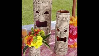 Luau party decorating ideas